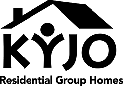 KYJO Residential Group Home Vertical Logo