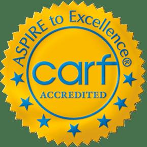 CARF Accredidation Logo