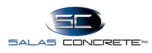 Salas Concrete Clovis Logo