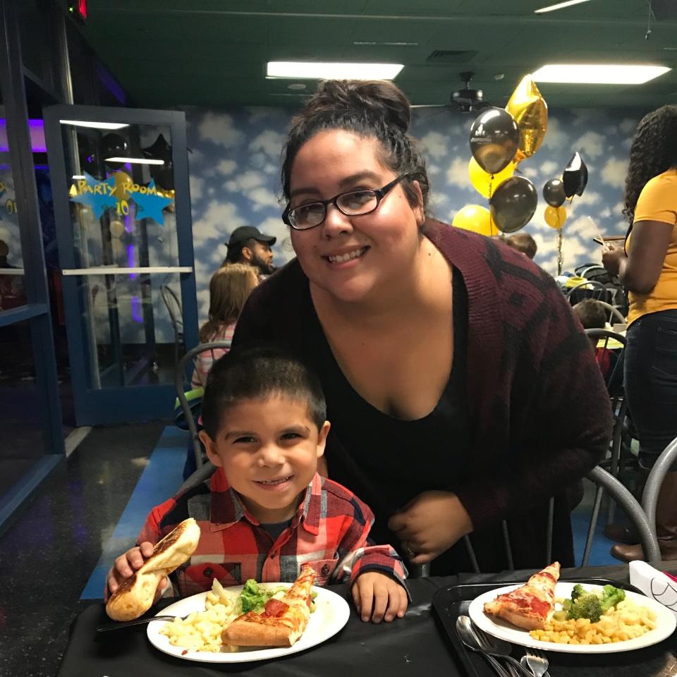 Felicia Sanchez KYJO Foster Parent