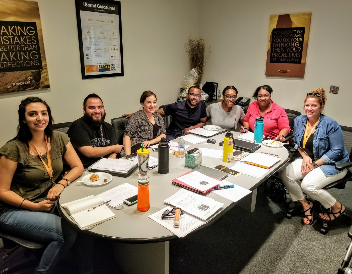KYJO Mental Health Team October 2019